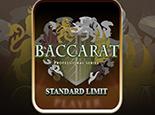 Играть в новый автомат Baccarat Pro Series Table game