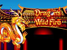 Играть бесплатно в игровые аппараты Dragon's Wild Fire