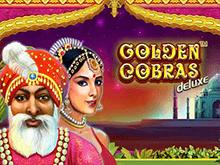Онлайн игровой автомат Golden Cobras Deluxe