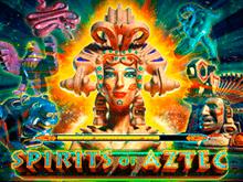 Автомат Духи Ацтеков онлайн в казино