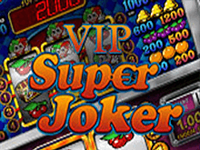 Супер Джокер от разработчиков Betsoft в онлайн казино
