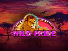Играть онлайн в новый автомат Wild Pride